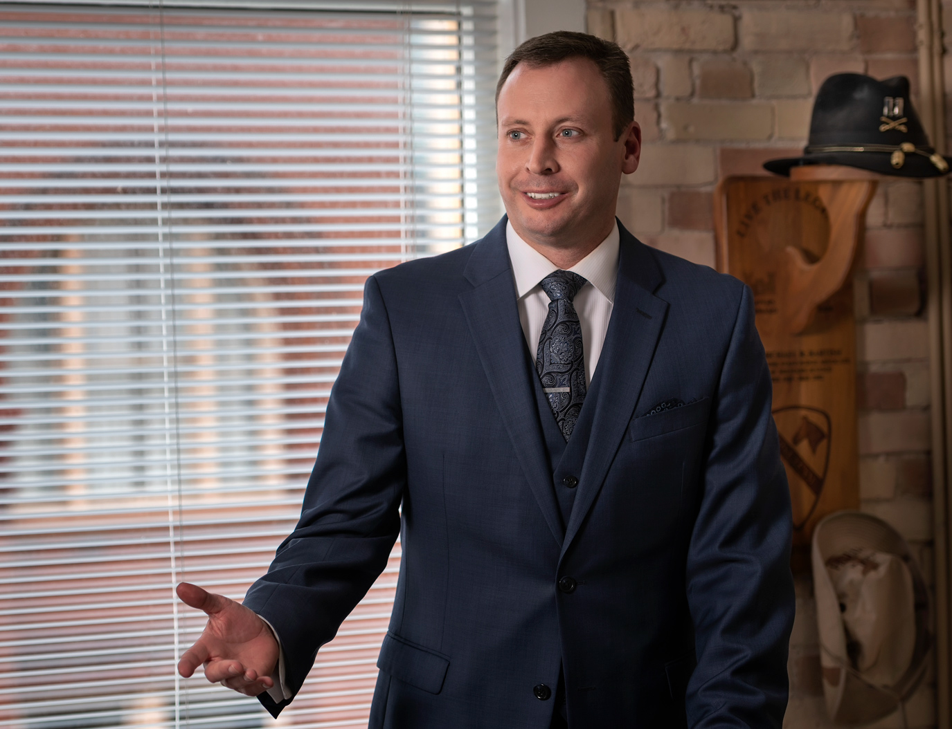 business photo of attorney lawyer in MI