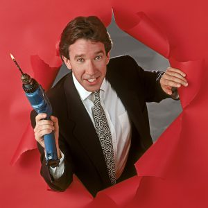 photo of comedian and actor tim allen