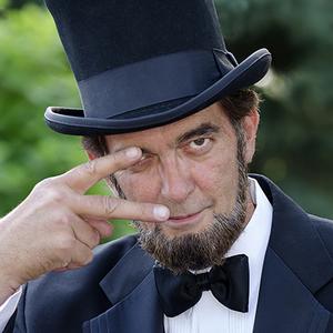 Abraham Lincoln Lookalike