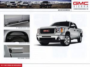 car and truck parts - sales catalog brochure