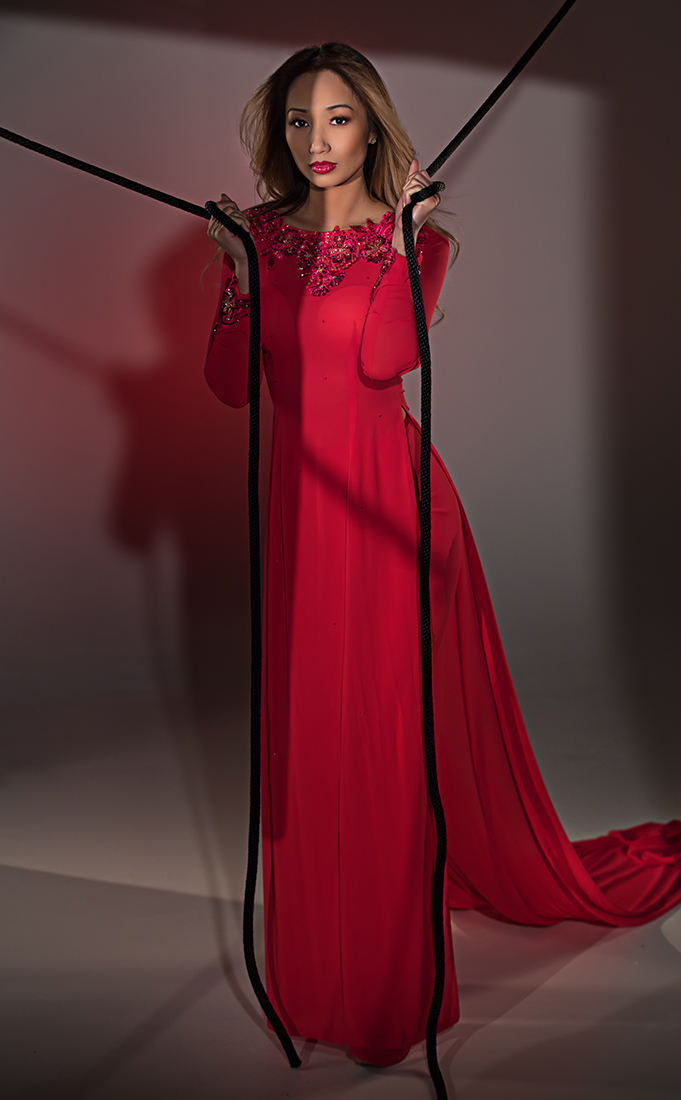 custom made dresses sewn by seamstress fashion