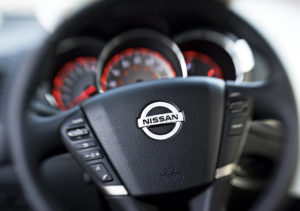 car steering wheel and seat photography