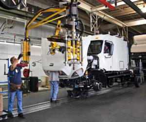 factory photography automotive plant