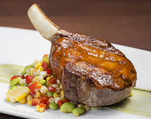 food photography pork chop oakland county restaurant