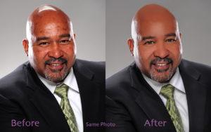 corporate photography retouching restoration detroit