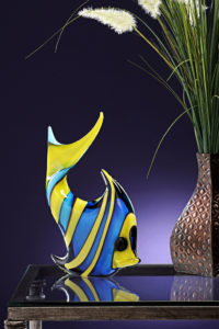 interior design and glassware photography