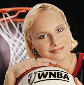 wnba superstar celebrity photo