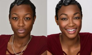 photography and makeup makeover