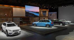 NAIAS Detroit auto show Volvo