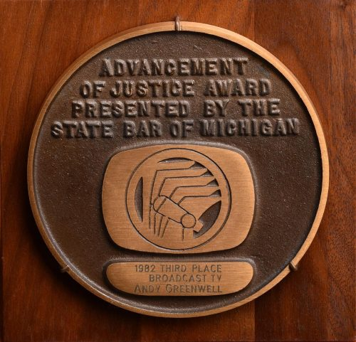 Advancement of Justice Award for Broadcast TV