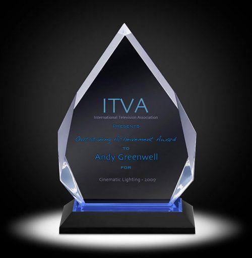 Andy Greenwell's Cinematic Lighting ITVA Award