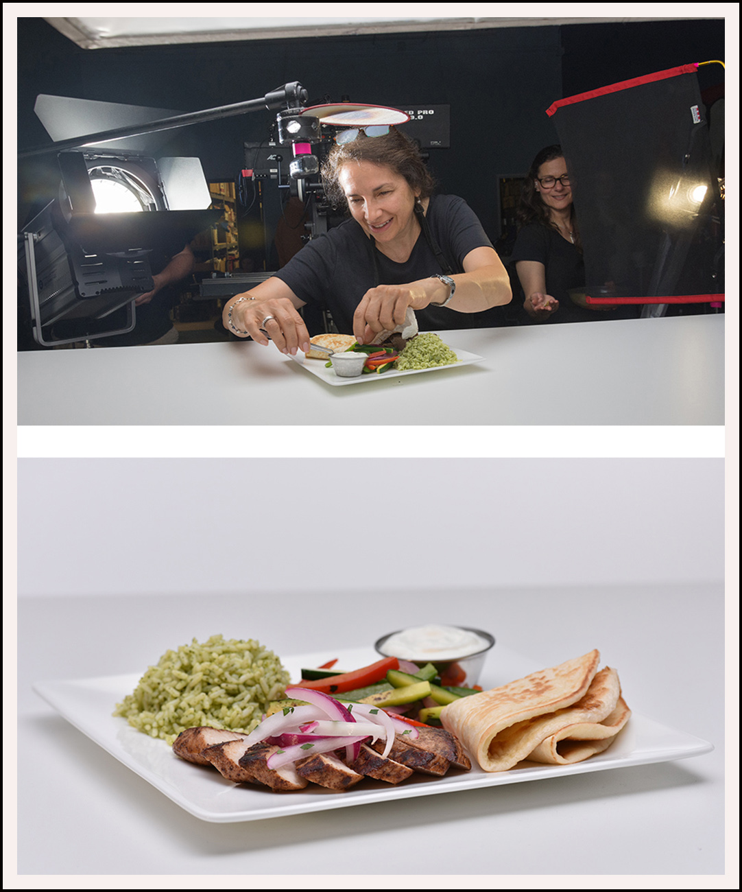 food photography for restaurants