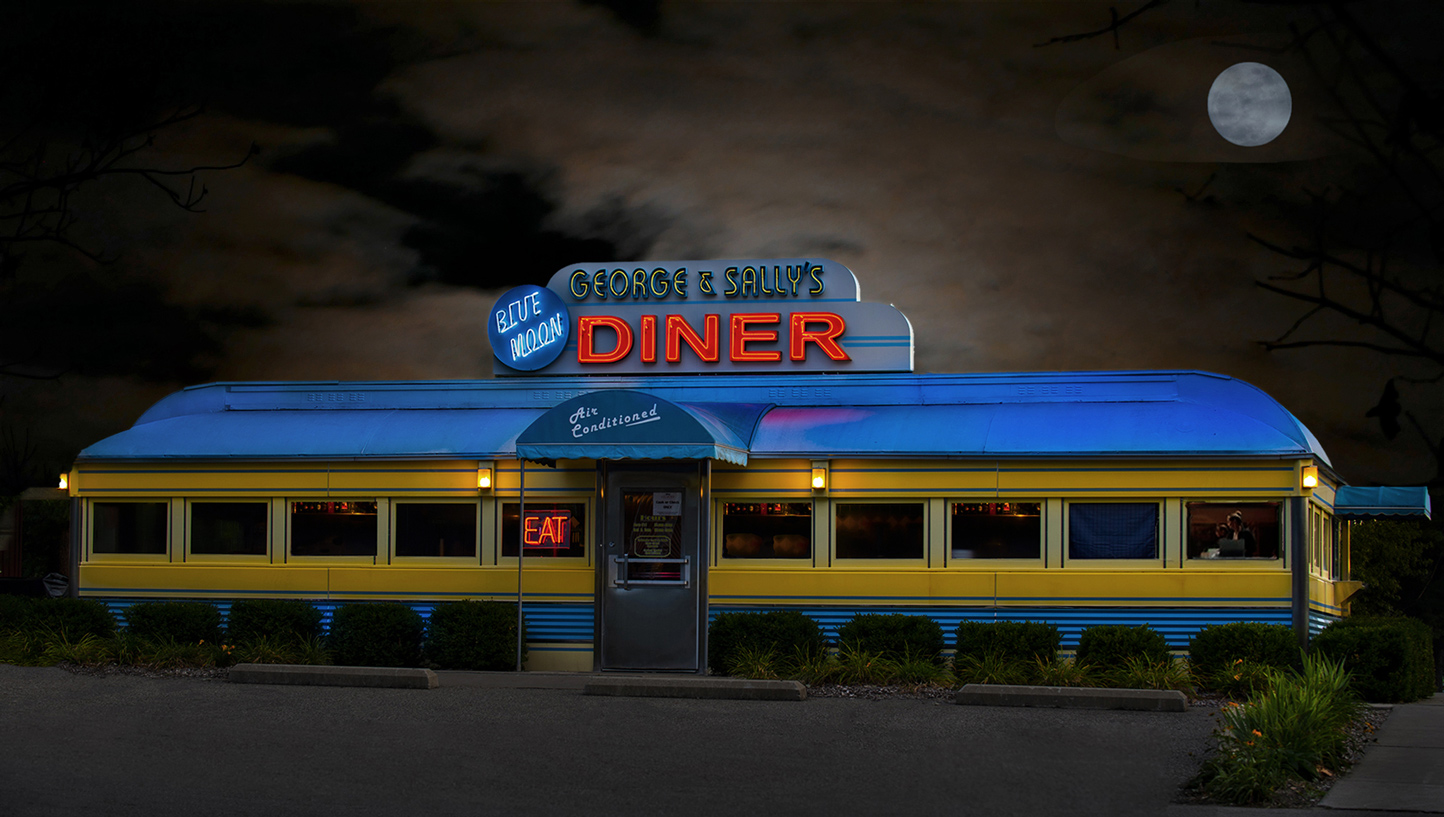 photo of Blue Moon Diner Michigan