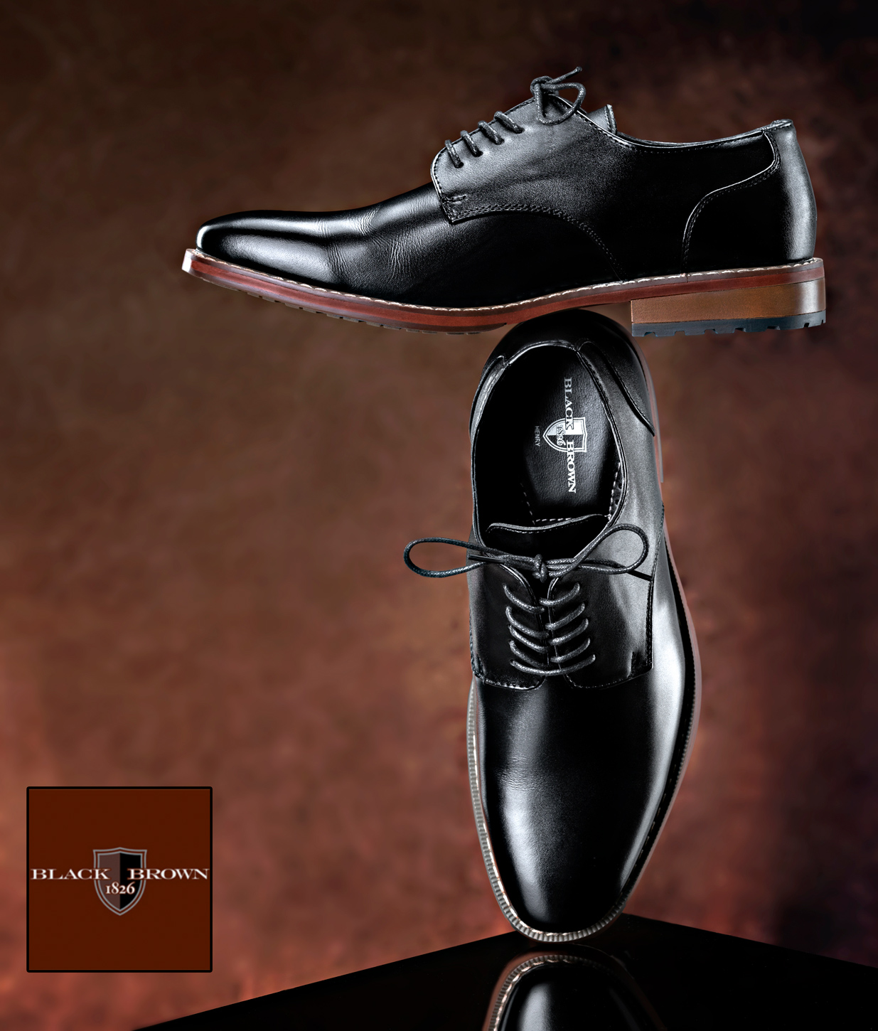 professional photography of shoes