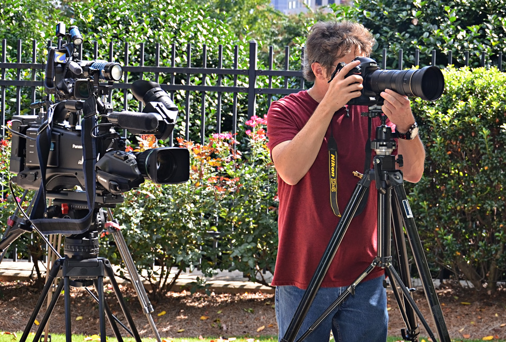 video photographer for business
