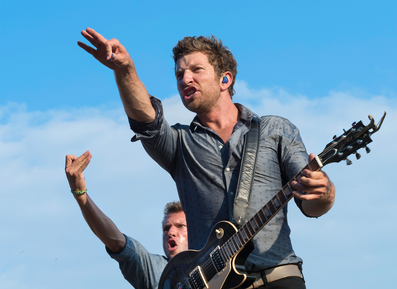 brett eldredge in concert