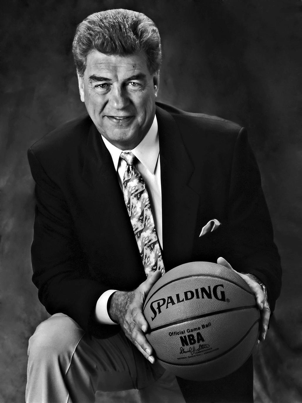 Chuck Daly Detroit Pistons