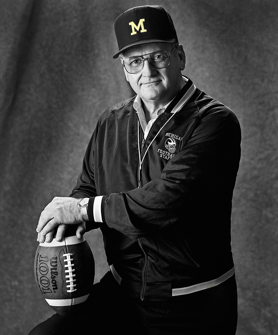 Bo Schembechler MI Football