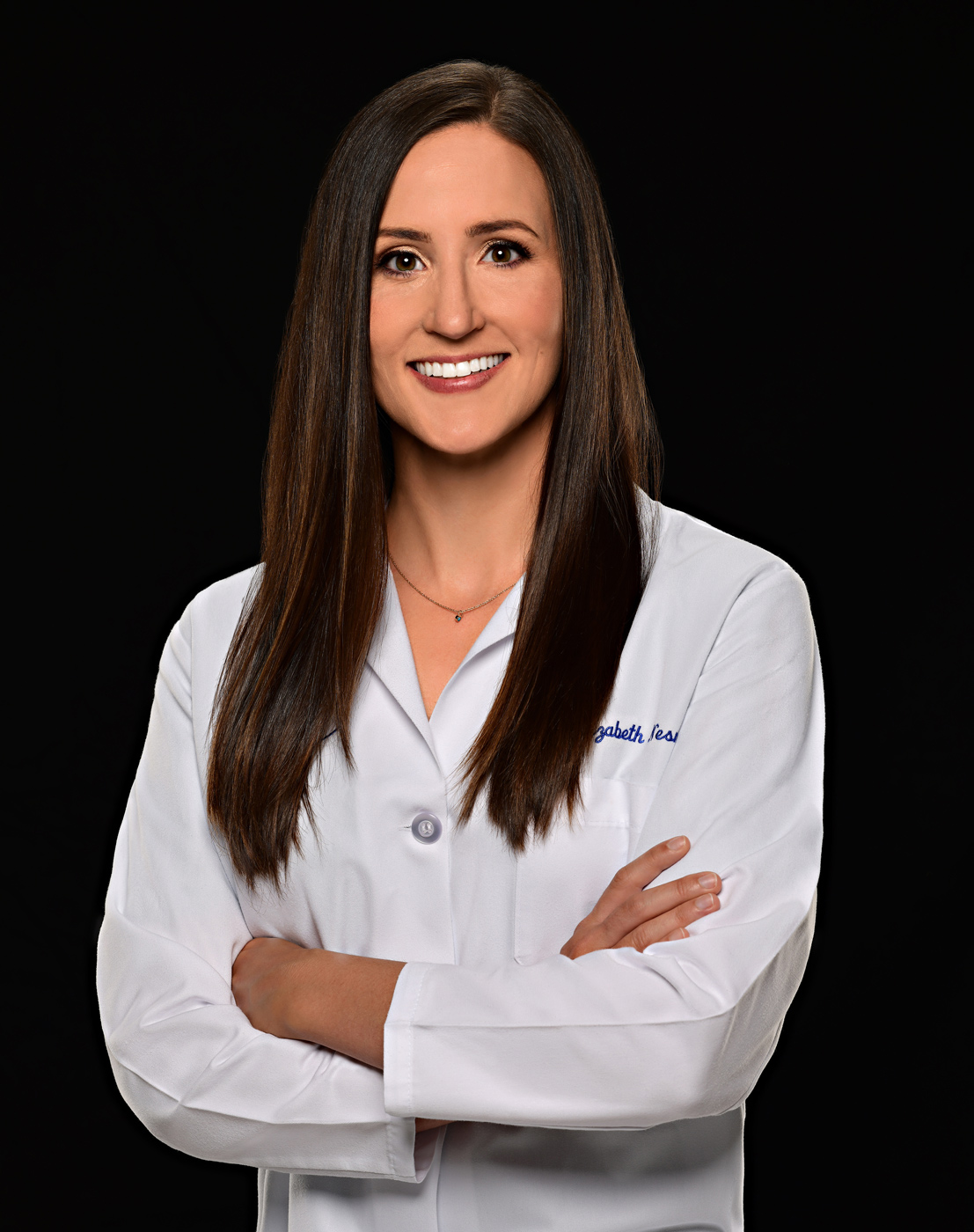 healthcare headshot of oral surgeon doctor dentist