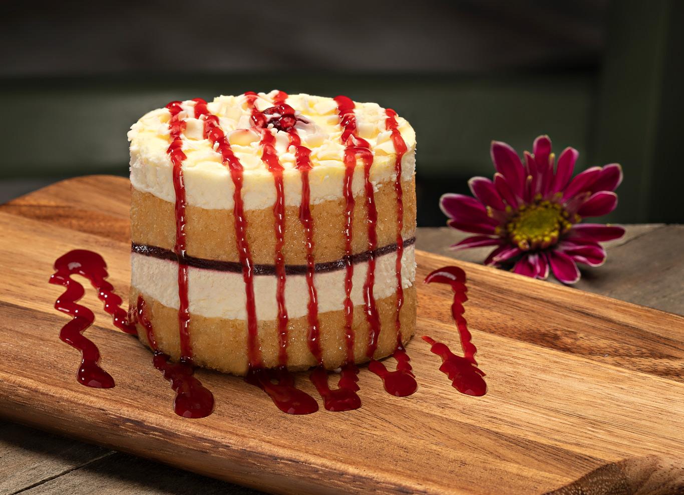 restaurant food photography dessert