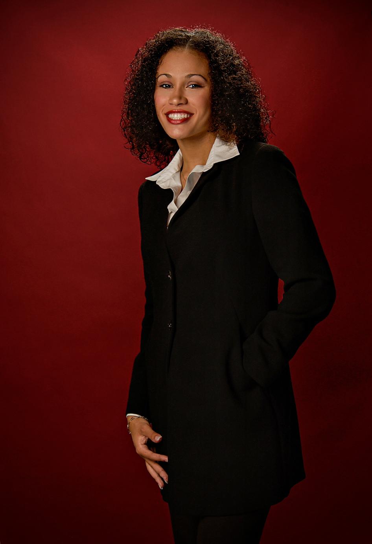 female business headshots