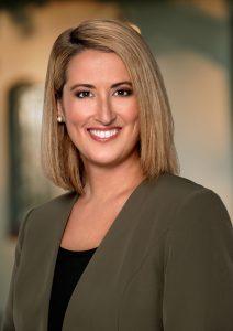 business headshot of a woman executive