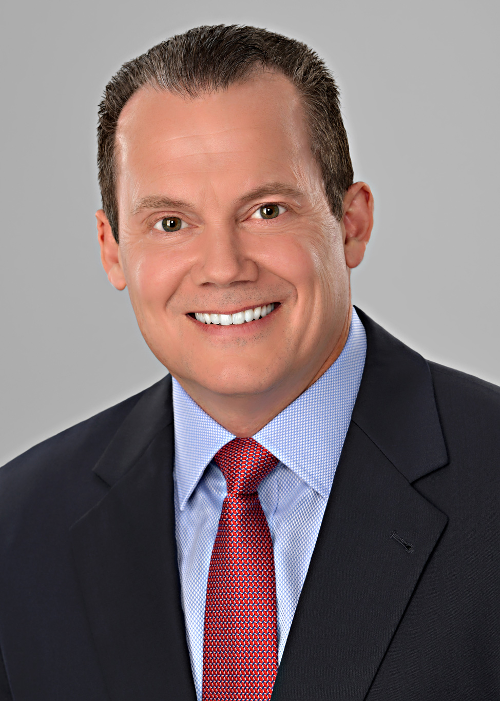 executive headshot portrait for business