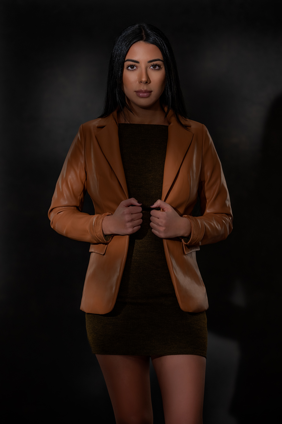 leather photography of coats jackets