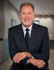 professional business headshot of CEO executive