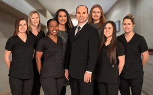 dental group photography for dentists in MI Michigan