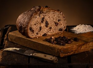food photography of baked goods cake cookies bread
