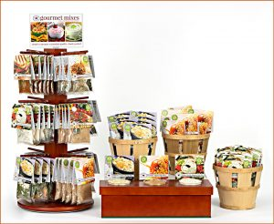 professional photography of food recipes grocery items
