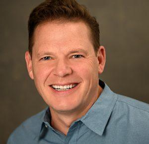headshot of an LA actor