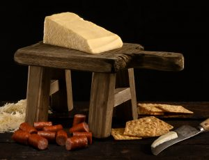 food photography of cheese for advertising